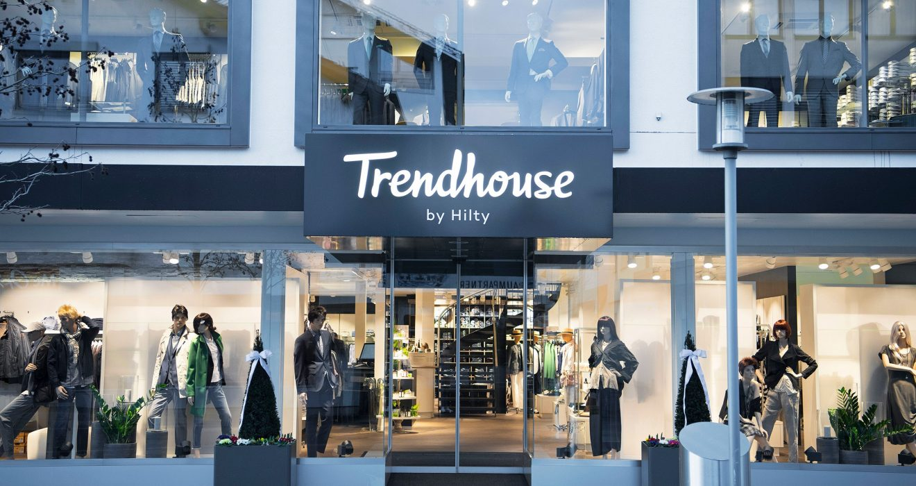 Trendhouse by Hilty Ladenlokal